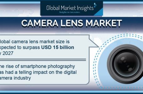The changing landscape of camera lens industry; Key opportunities and challenges to watch out for
