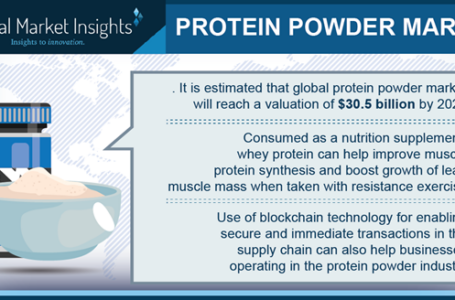 Plant-derived protein powders to influence evolving human nutrition trends