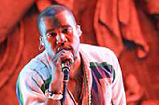 Kanye West teases new music ahead of album release