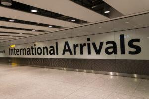 England set to drop quarantine for EU and US tourists