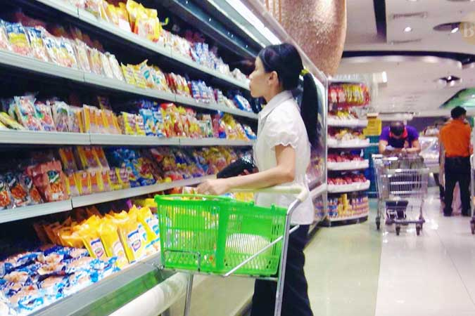 Global supply chain woes disrupt supermarket inventories