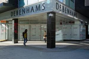 UK loses 83% of department stores since BHS collapsed