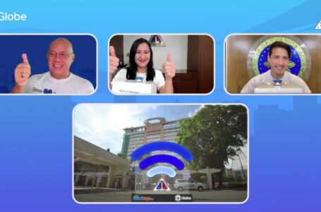 Globe, Quezon City empower students and residents with digital tools