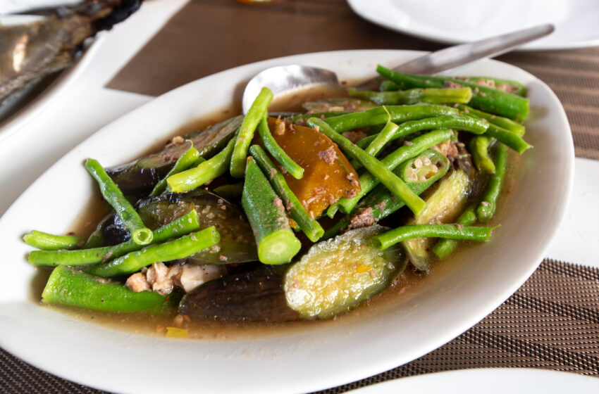 Why pinakbet should be a staple in every meal plan