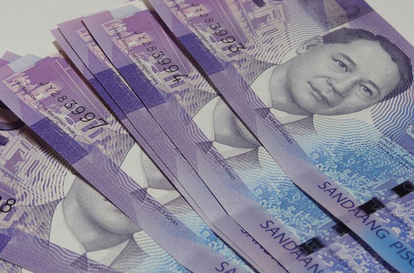 Peso rises as gov't eases Metro Manila restrictions